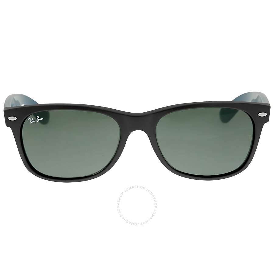 ray ban new wayfarer bicolor sunglasses rb2132 6182 55. Black Bedroom Furniture Sets. Home Design Ideas
