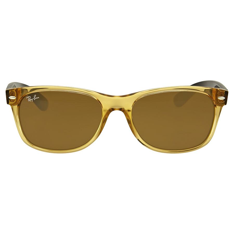 ray ban new wayfarer brown sunglasses wayfarer ray ban. Black Bedroom Furniture Sets. Home Design Ideas