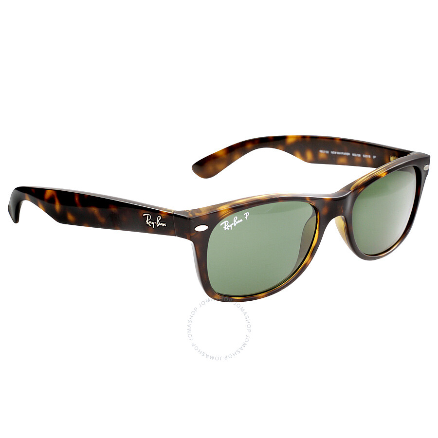 ... Ray-Ban New Wayfarer 52mm Sunglasses RB2132 902/58 52-18
