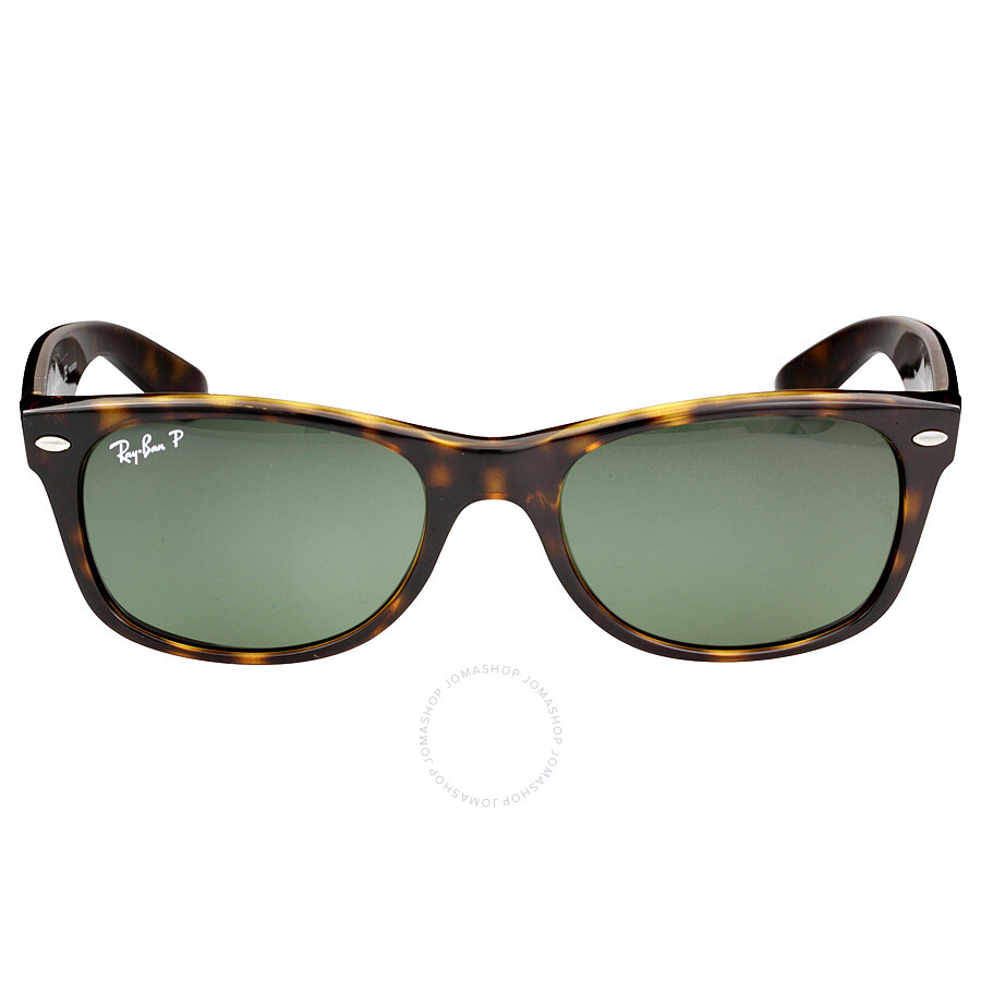 new wayfarer  Ray-Ban New Wayfarer 52mm Sunglasses RB2132 902/58 52-18 ...