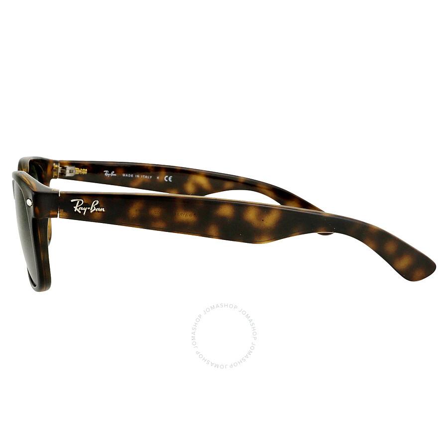 8a27f2bd6563c Ray-Ban New Wayfarer Classic 55 mm Sunglasses RB2132 902L 55 ...