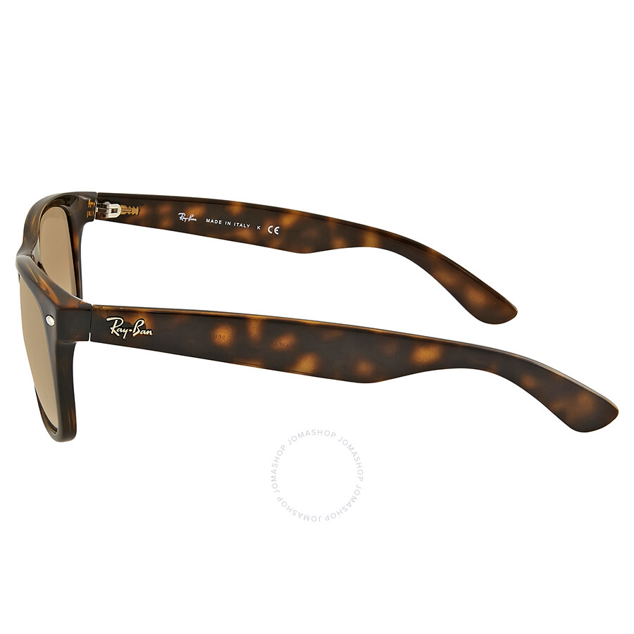 2e0f7b3c3b ... Ray-Ban New Wayfarer Classic Light Brown Gradient Sunglasses ...