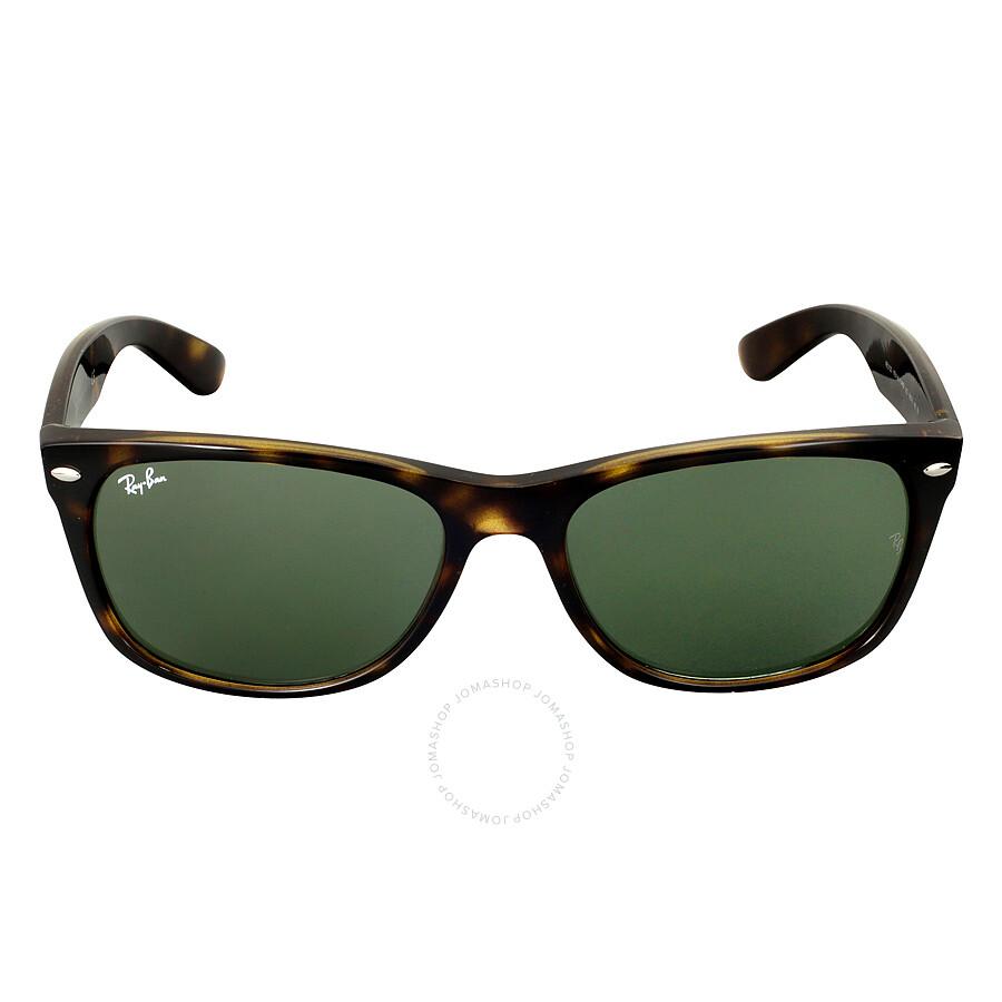e55fbfbcb4 Ray-Ban New Wayfarer Classic Tortoise Frame Sunglasses RB213290258 ...