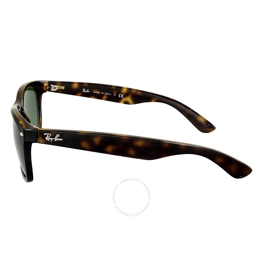 c2bdc9cb3f ... Ray-Ban New Wayfarer Classic Tortoise Frame Sunglasses RB213290258 ...