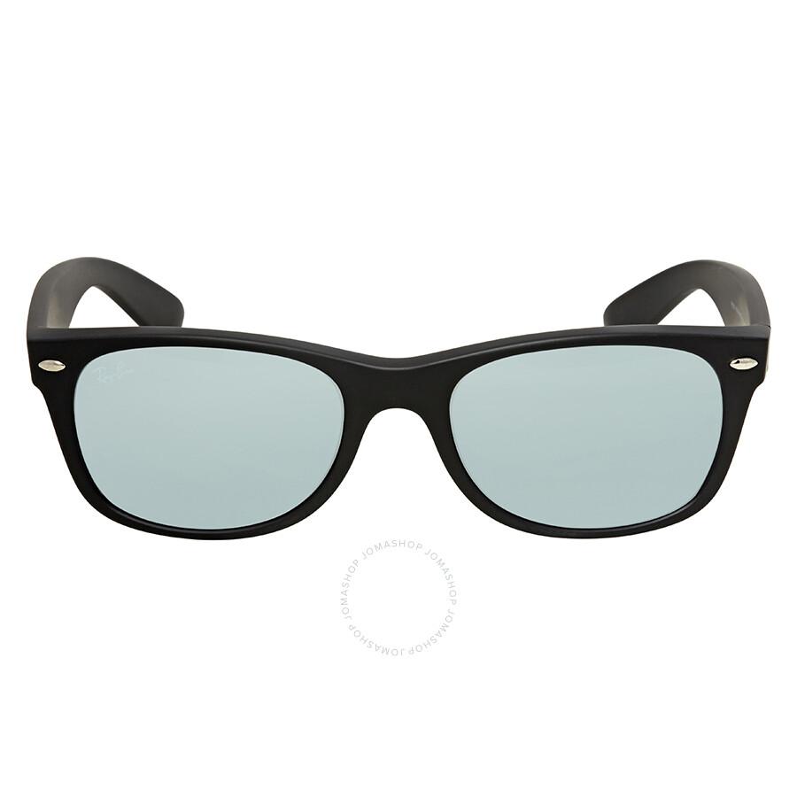 0290cfaf6a Ray Ban New Wayfarer Flash Silver Flash Square Men s Sunglasses RB2132  622 30 52 ...
