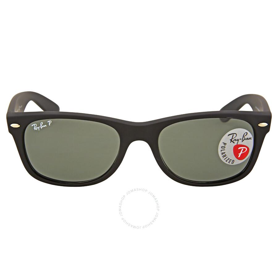 7a4790b6ed Ray Ban New Wayfarer Green Classic G-15 Sunglasses RB2132 622 58 52 ...