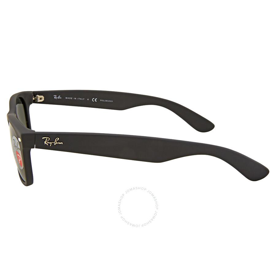 199f124589 ... Ray Ban New Wayfarer Green Classic G-15 Sunglasses RB2132 622 58 52 ...