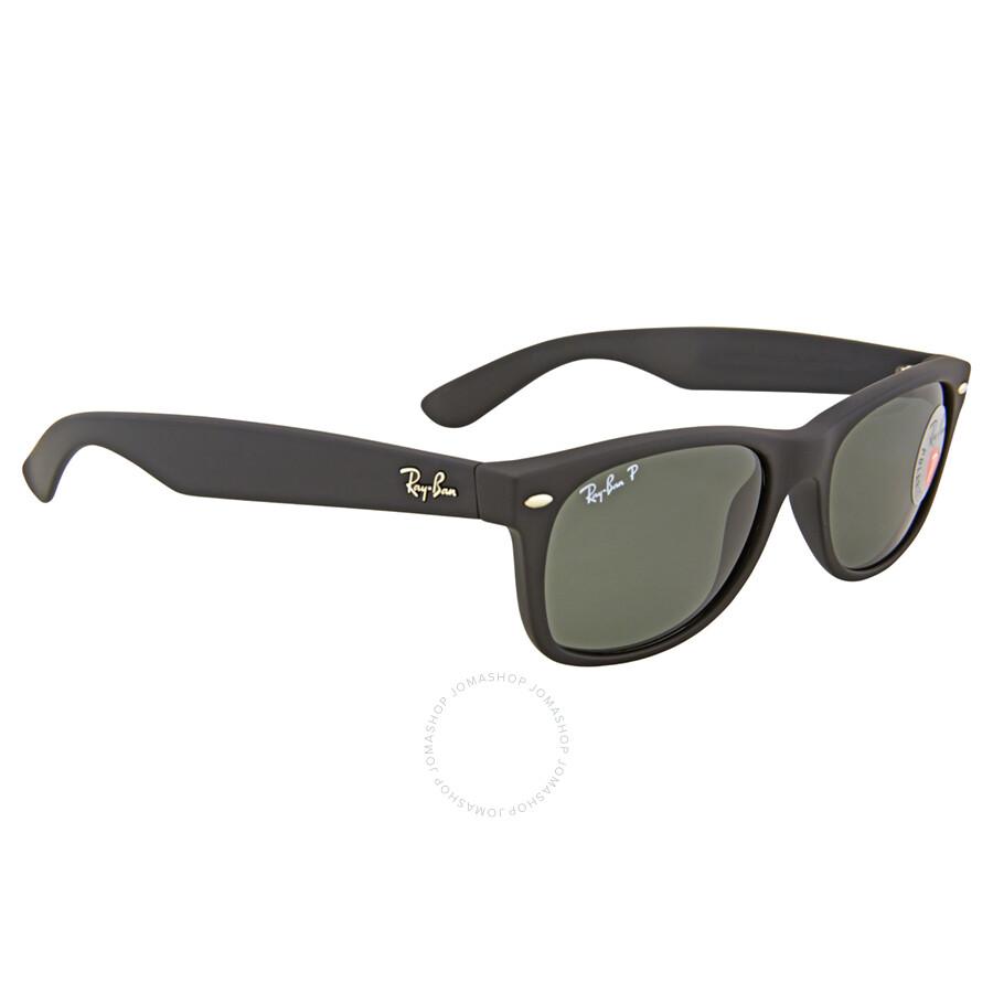 875f60715b Ray Ban New Wayfarer Green Classic G-15 Sunglasses RB2132 622 58 52 ...