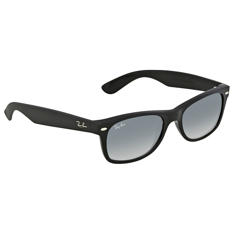 Ray Ban New Wayfarer Green Gradient Wayfarer Sunglasses RB2132 901 3A 52 ... 5de60e2c2e
