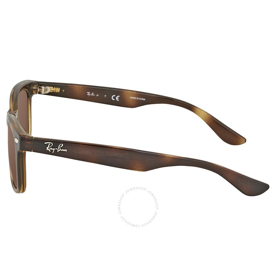 4d4a4ff25 ... sweden ray ban new wayfarer junior tortoise sunglasses wayfarer ray ban  sunglasses 1b8c4 44aa6