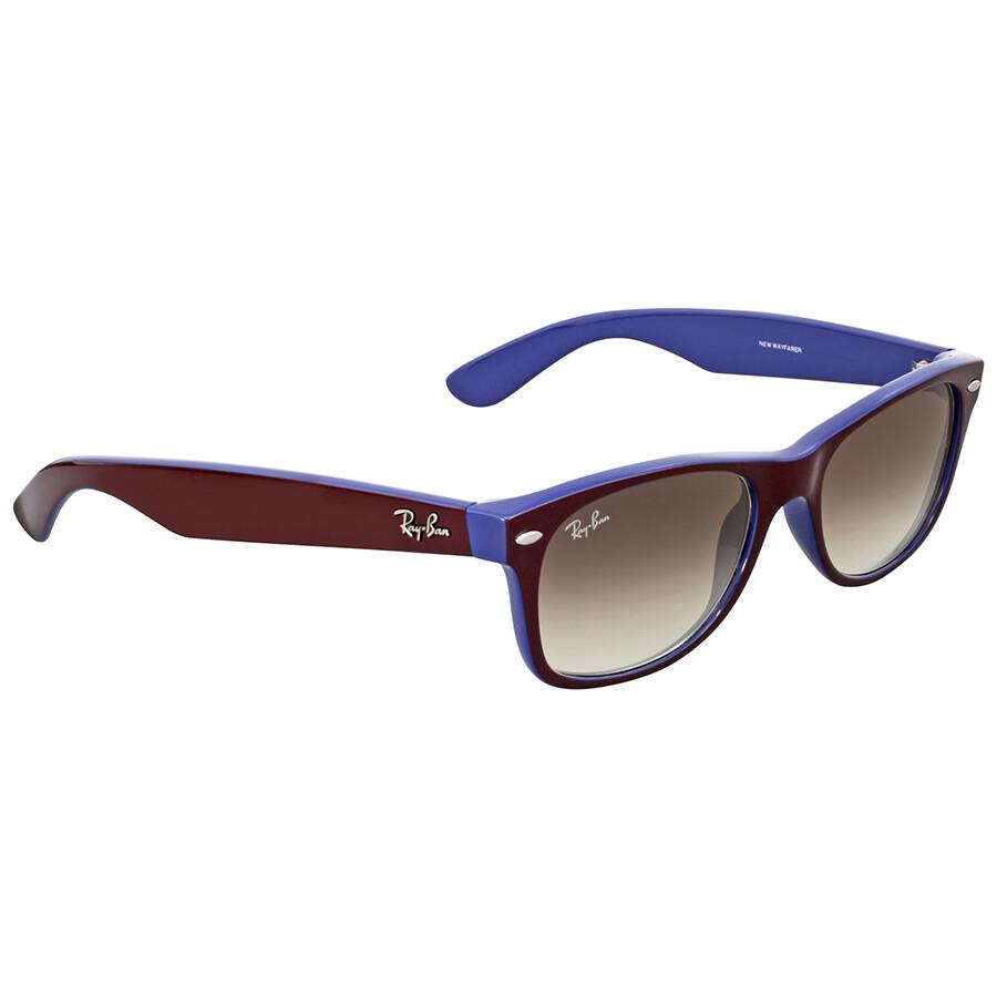 ray ban new wayfarer light brown gradient sunglasses. Black Bedroom Furniture Sets. Home Design Ideas