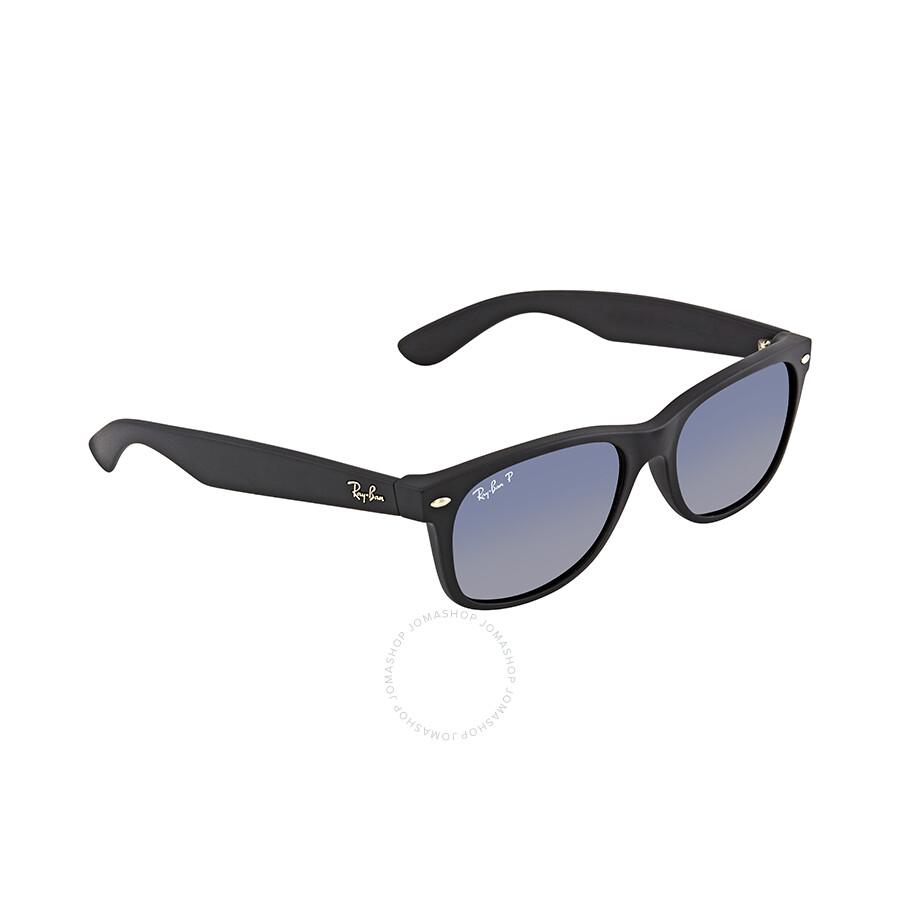 ea1a202b8 Ray Ban New Wayfarer Unisex Sunglasses RB2132 601S78 55 - Wayfarer ...