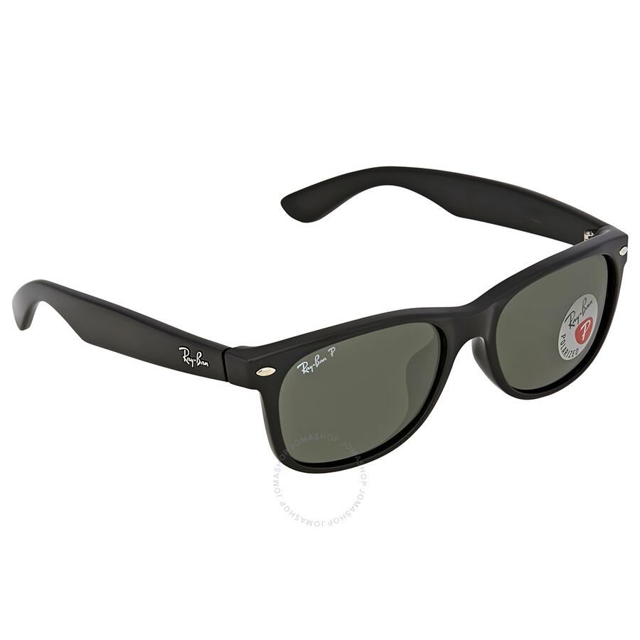 ray ban new wayfarer polarized green classic g 15 sunglasses wayfarer ray ban sunglasses. Black Bedroom Furniture Sets. Home Design Ideas