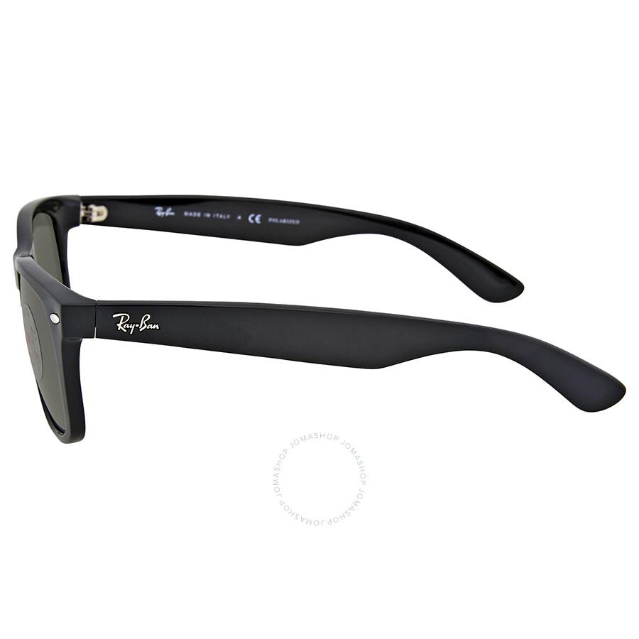 Ray-Ban New Wayfarer Polarized Sunglasses - Wayfarer - Ray-Ban ... 44951f25dc73