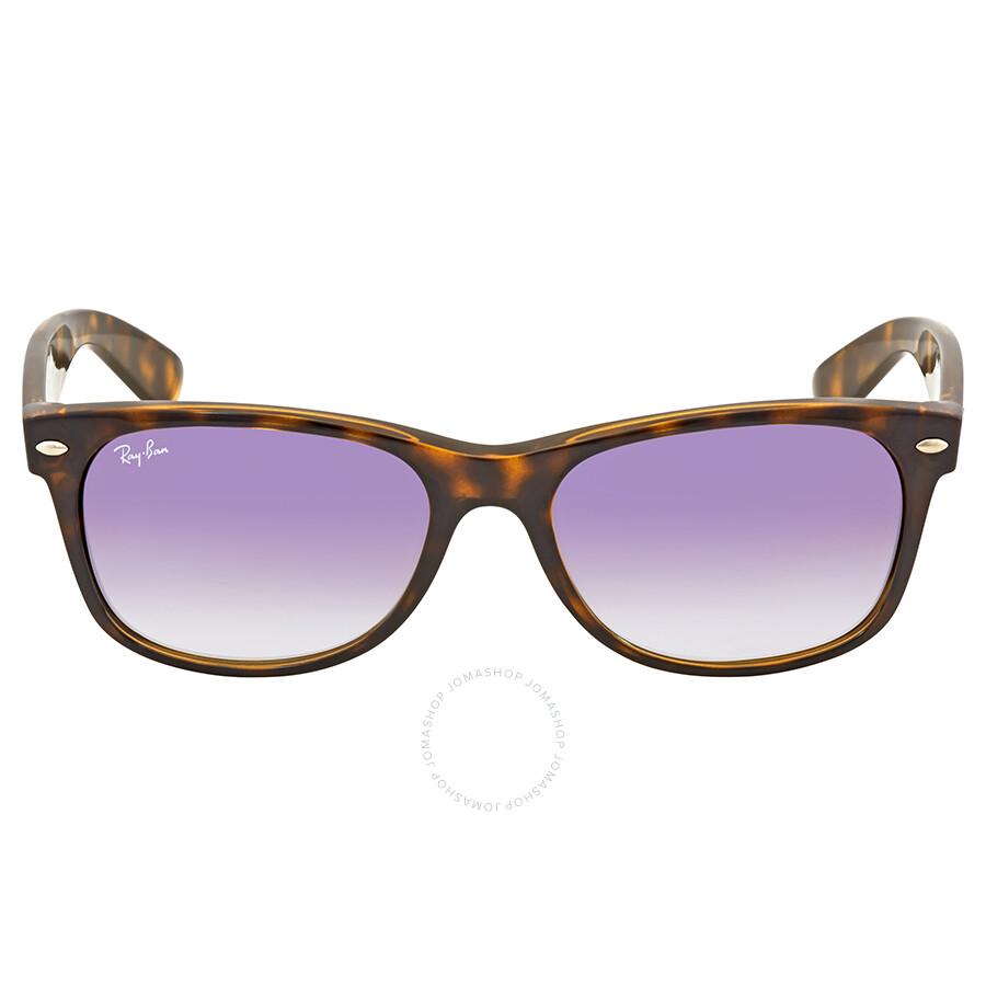 1eaff280a009 ... netherlands ray ban new wayfarer violet gradient wayfarer sunglasses  rb2132 710 s5 55 7c635 30f8d