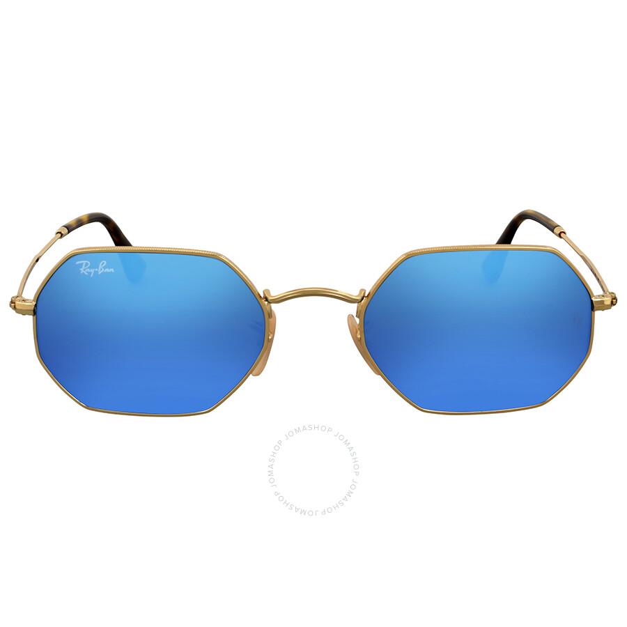 ebc0030e8e4 Ray Ban Octagonal Metal Sunglasses - Ray-Ban - Sunglasses - Jomashop