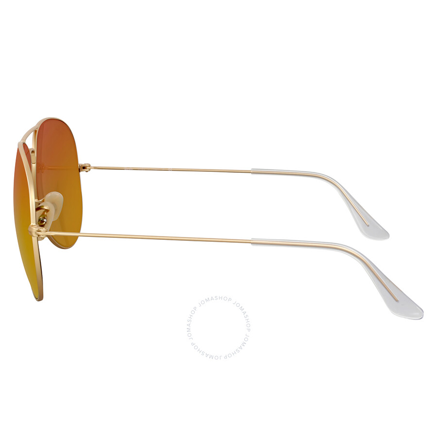 ce6c21cb8ac Ray Ban Orange Flash Aviator Sunglasses - Aviator - Ray-Ban ...