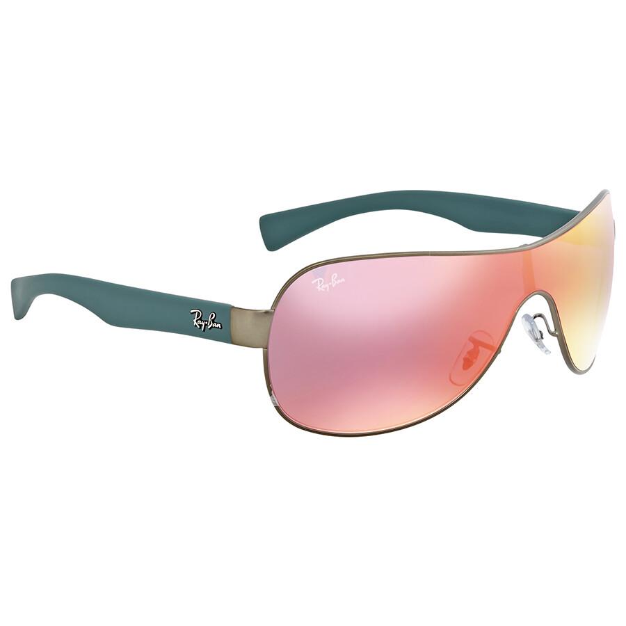 Ray ban orange mirror sunglasses ray ban sunglasses for Mirror sunglasses