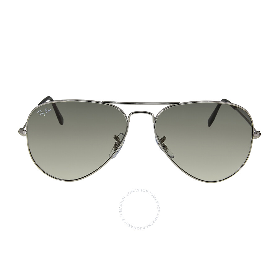Sunglasses Frame Size 58 : Ray Ban Original Aviator Size 58 Sunglasses RB3025 003/32 ...