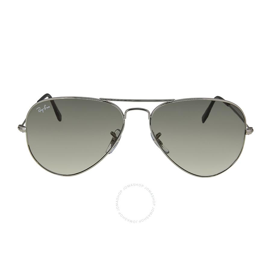 original ray ban black aviator sunglasses  ray ban original aviator size 58 sunglasses