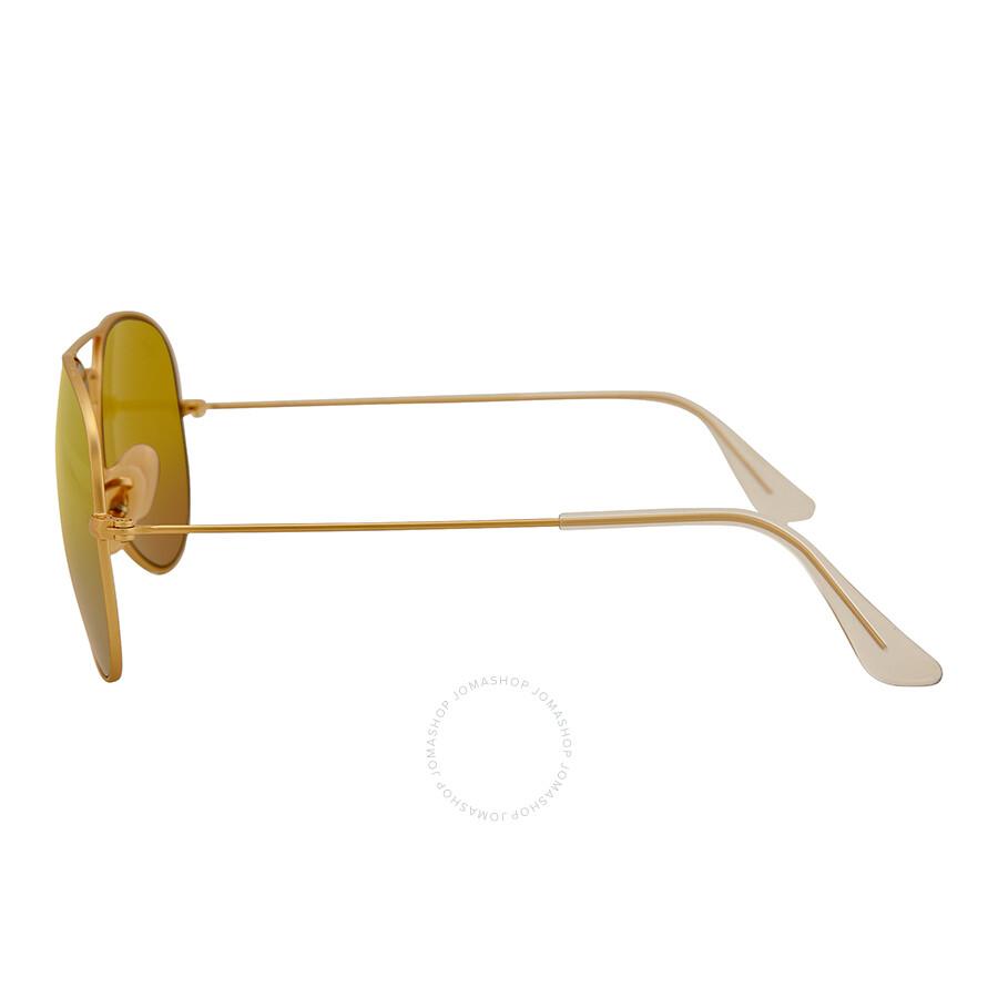 85b898a1f04 ... Ray Ban Original Aviator Yellow Flash Sunglasses RB3025 112 93 58-14 ...