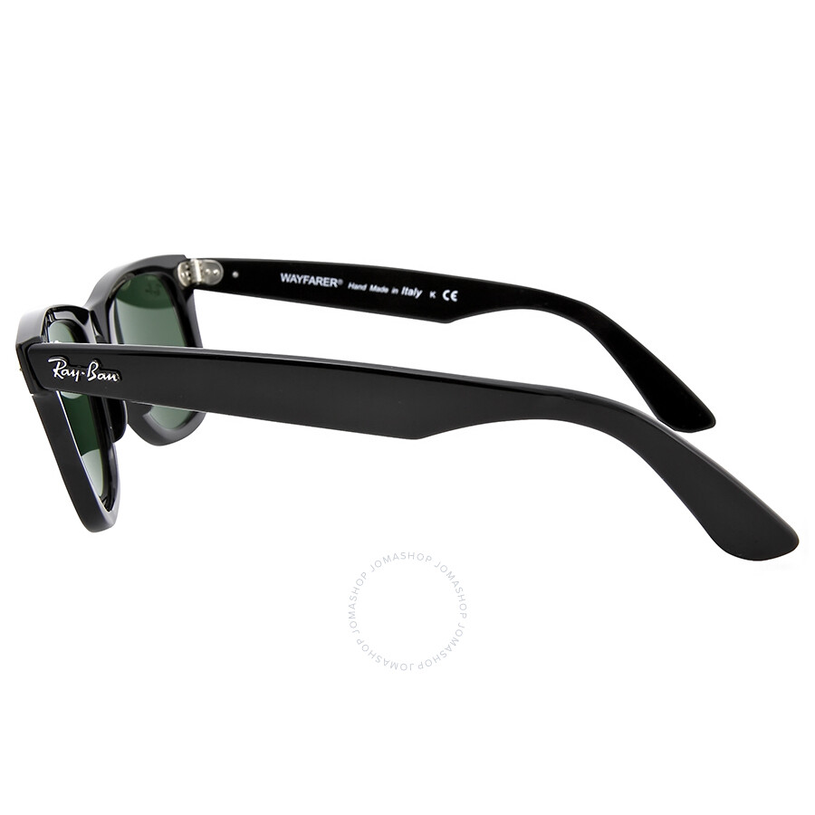rb2140 50 original wayfarer zdmo  Ray Ban Original Wayfarer Black 50mm Sunglasses RB2140-901-50