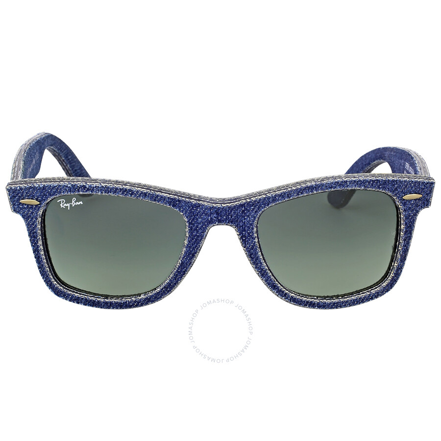 72812d7f71f Ray Ban Ray-Ban Original Wayfarer Blue Denim Sunglasses Item No. RB2140  116371 50