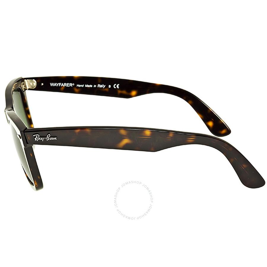 8d885b97928 ... Ray Ban Original Wayfarer Classic Green Classic G-15 Men s Sunglasses  RB2140 902 50- ...