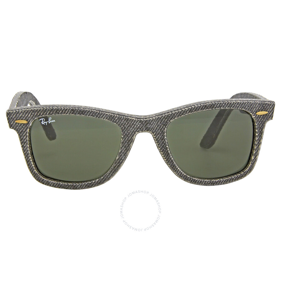 rb2140 50 original wayfarer zdmo  Ray Ban Original Wayfarer Green Classic G-15 Sunglasses RB2140 1162 50