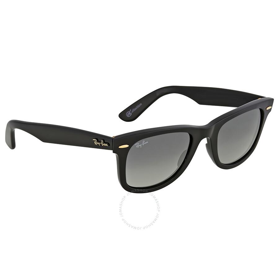 cdfc0f3ba Ray-Ban Original Wayfarer Grey Gradient Sunglasses - Wayfarer - Ray ...