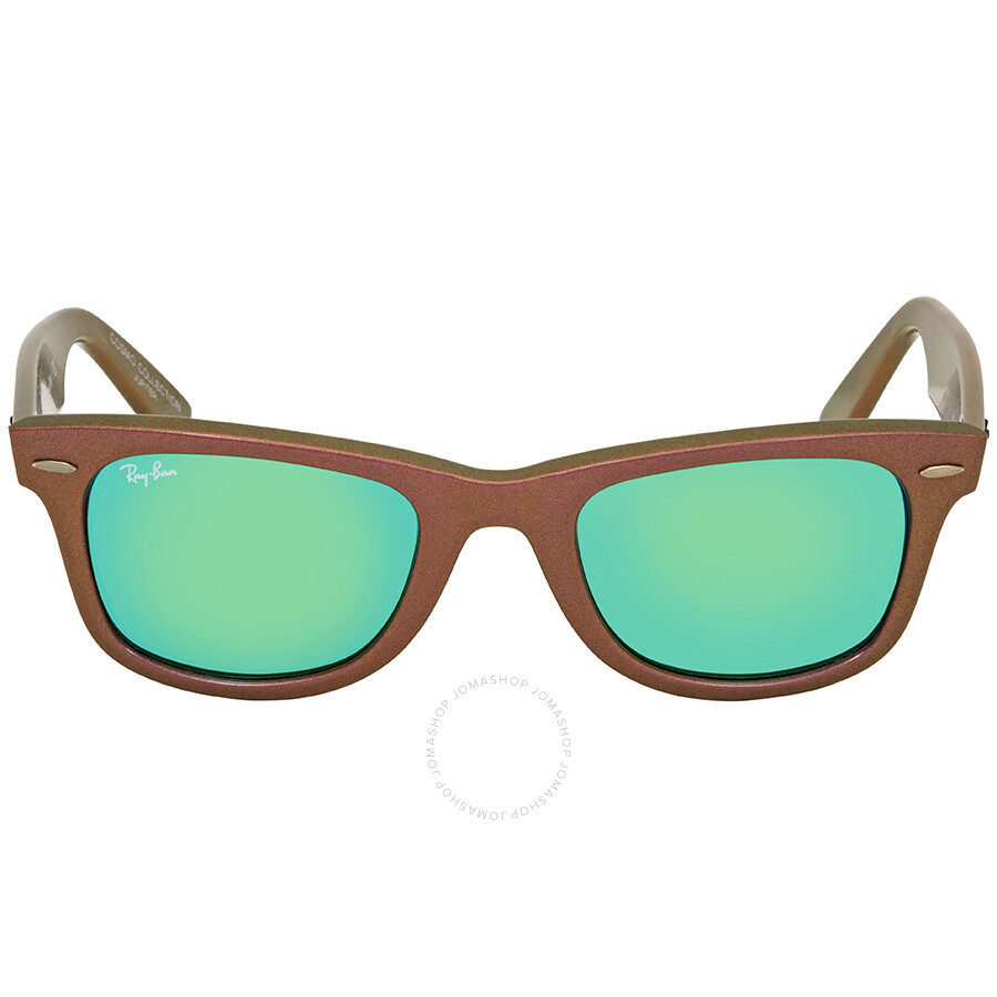 1df11b0477810 ... Ray Ban Original Wayfarer Jupiter Cosmo Green Non-Polarized Lens  Sunglasses RB2140 611019 50- ...