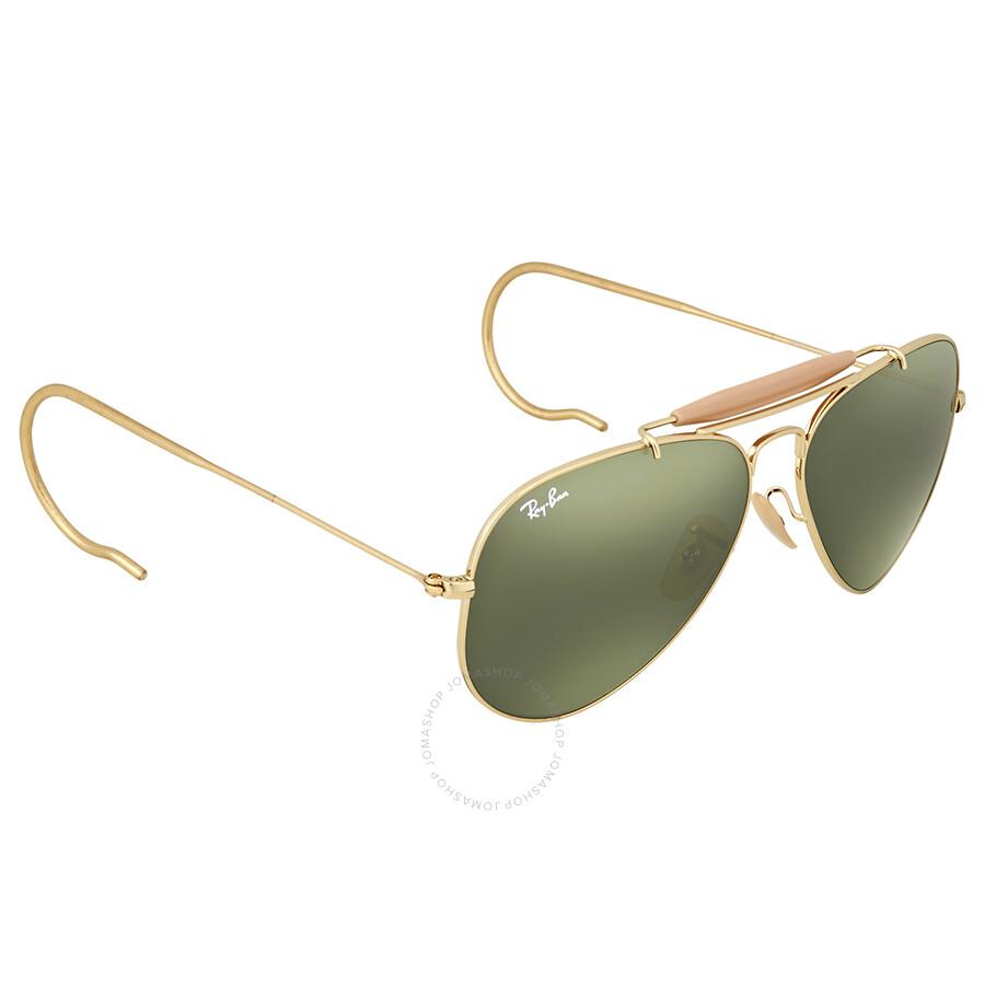 c07b0142bd3 Ray Ban Outdoorsman Aviator Sunglasses Ray Ban Outdoorsman Aviator  Sunglasses ...