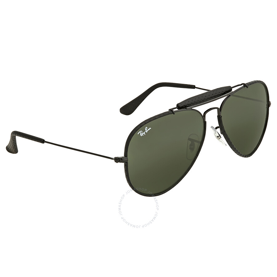 690495b2af3 ... Ray Ban Outdoorsman Craft Green Classic G-15 Men s Sunglasses RB3422Q  9040 58 ...