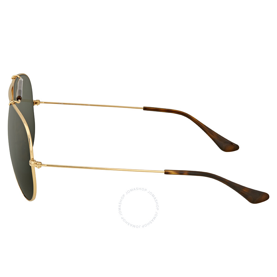 9bdaccacc6129 Ray Ban Outdoorsman II Aviator Sunglasses - Ray-Ban - Sunglasses ...