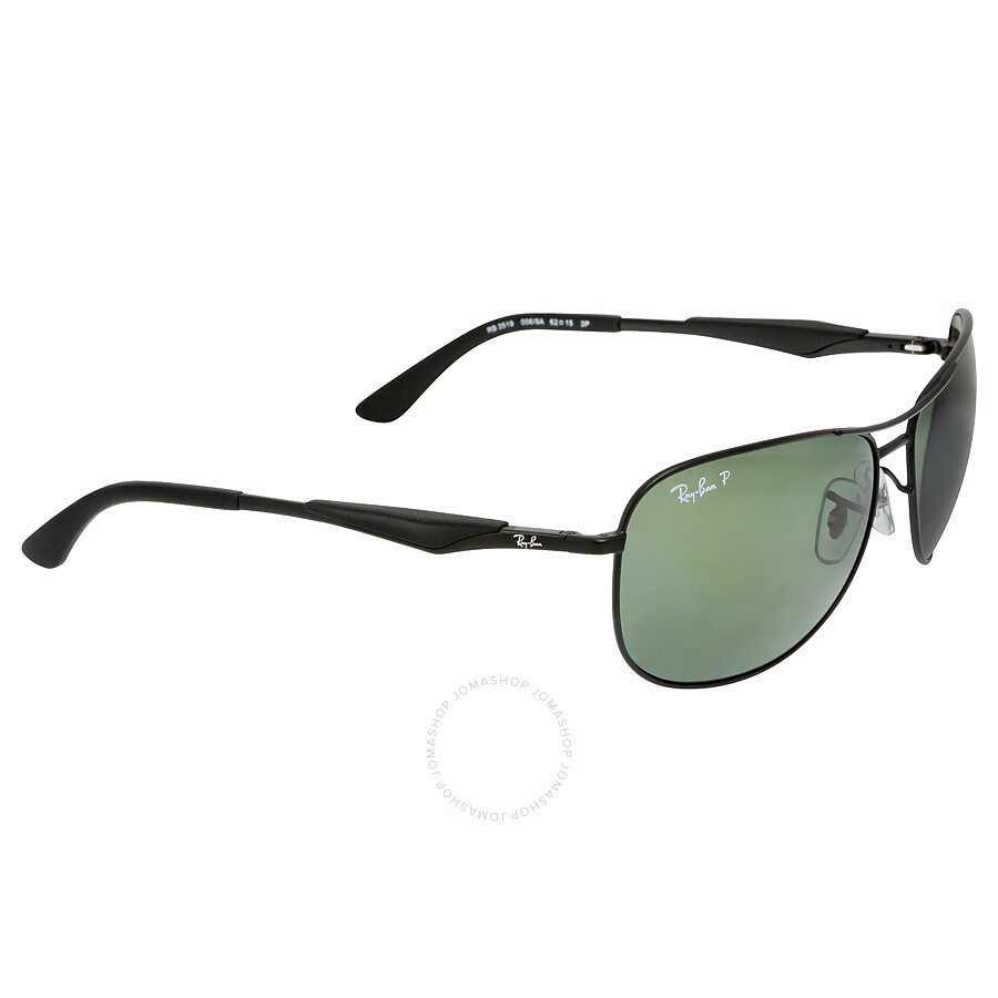 a6ef4c00f06 ... Ray-Ban Active Pilot 62mm Sunglasses - Polarized Green Classic ...