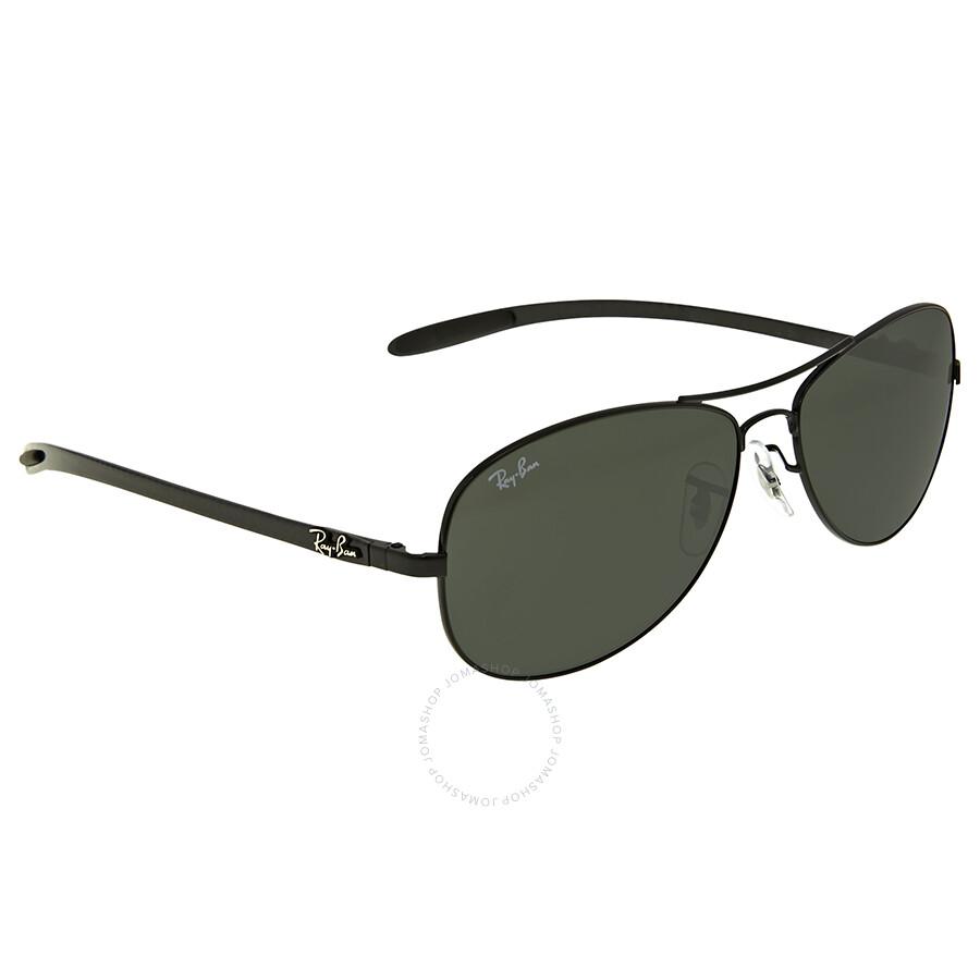 417b3f402dcc1a ... discount code for ray ban pilot carbon fibre green classic g 15  sunglasses 2015e f1f9b