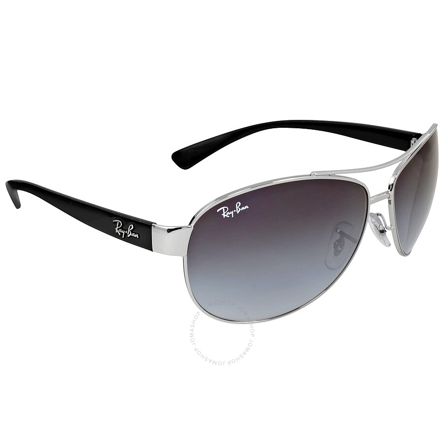 Ray ban sunglasses gradient -  Ray Ban Active Lifestyle Grey Gradient Lens Sunglasses Rb3386 003 8g 63 13