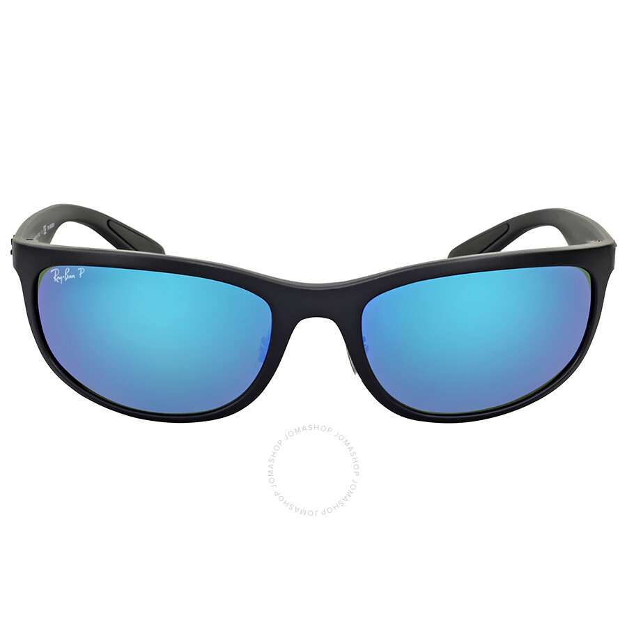8c6d73ce0e Ray Ban Polarized Blue Mirror Sunglasses - Ray-Ban - Sunglasses ...