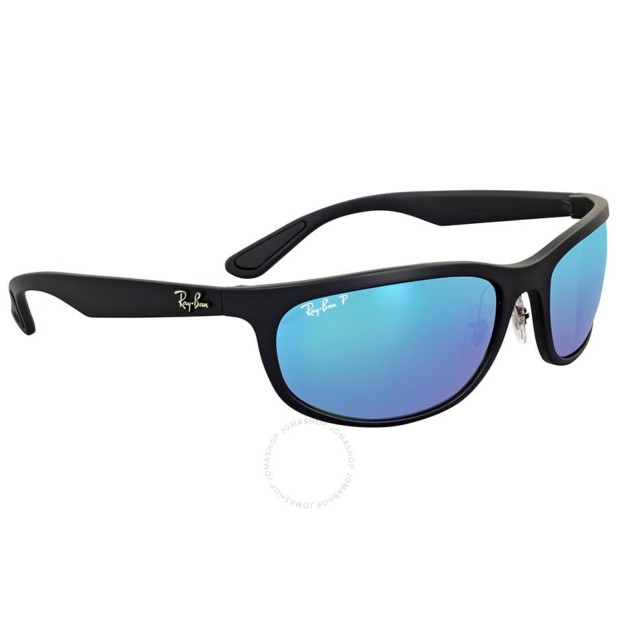 Ray Ban Polarized Blue Mirror Sunglasses - Ray-Ban