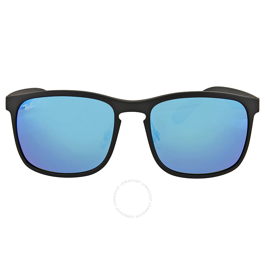 d7e4327b17e Ray Ban Polarized Blue Mirror Sunglasses - Ray-Ban - Sunglasses ...