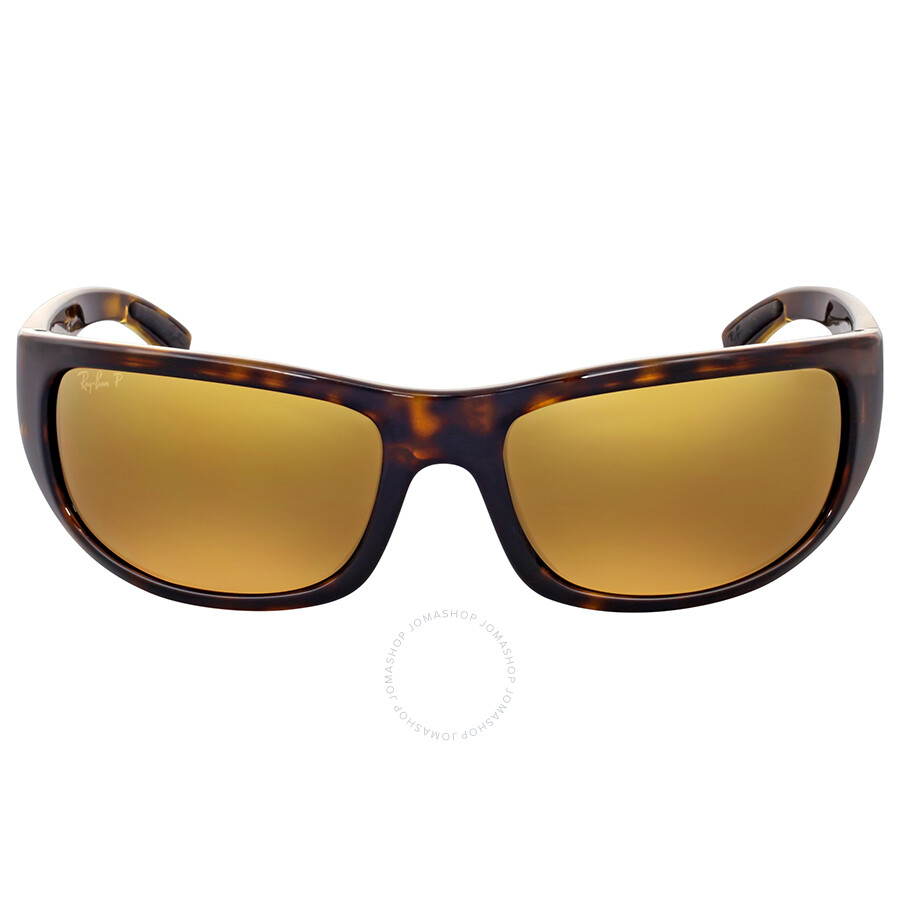 0fb11d8a6d Ray Ban Polarized Bronze Mirror Chromance Sunglasses Item No. RB4283CH  710 A3 64