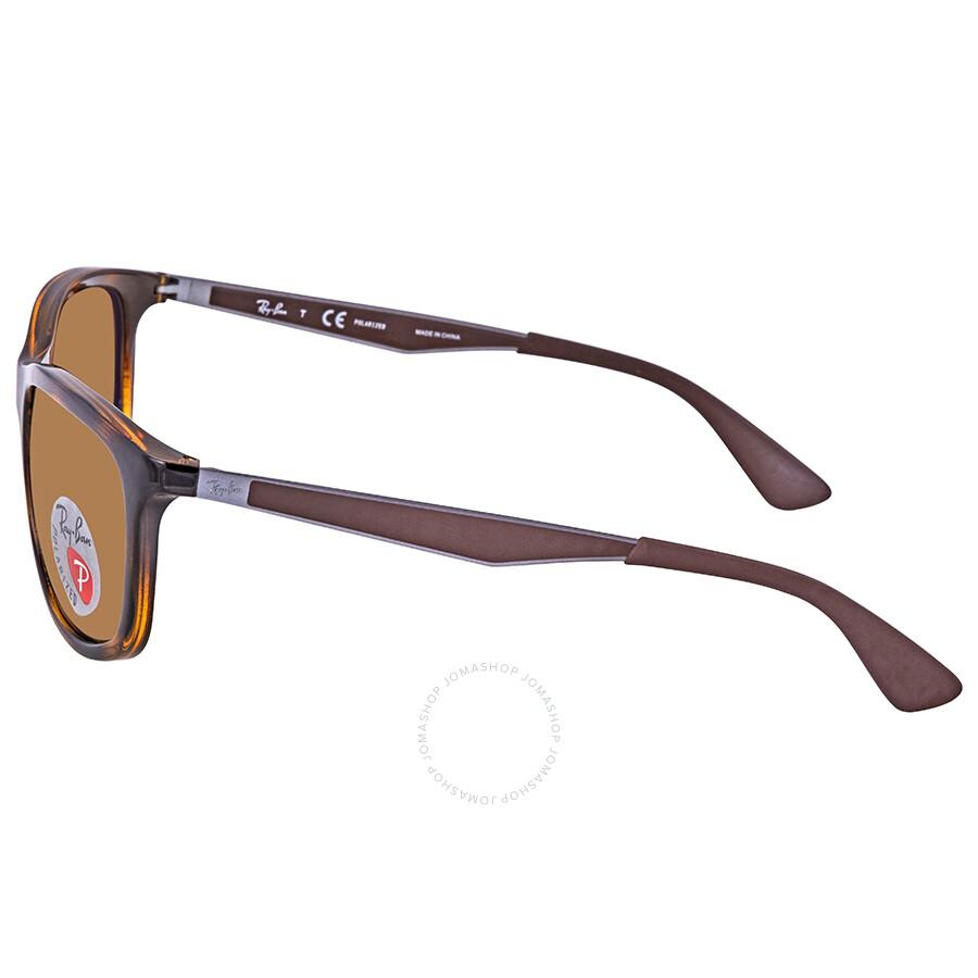 876d4e6de0a Ray Ban Square Sunglasses RB4267 710 83 59 - Ray-Ban - Sunglasses ...