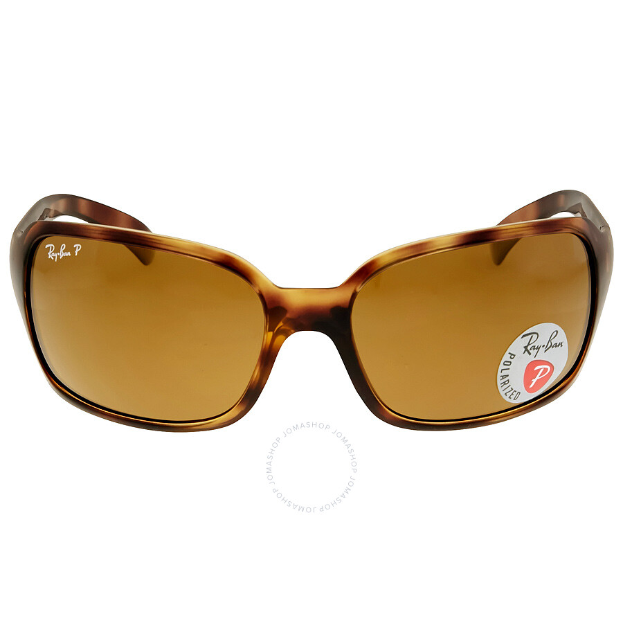 Ray Ban Polarized Brown Classic B-15 Ladies Sunglasses RB4068 642 57 60- ... 1e2cacb1c7f2