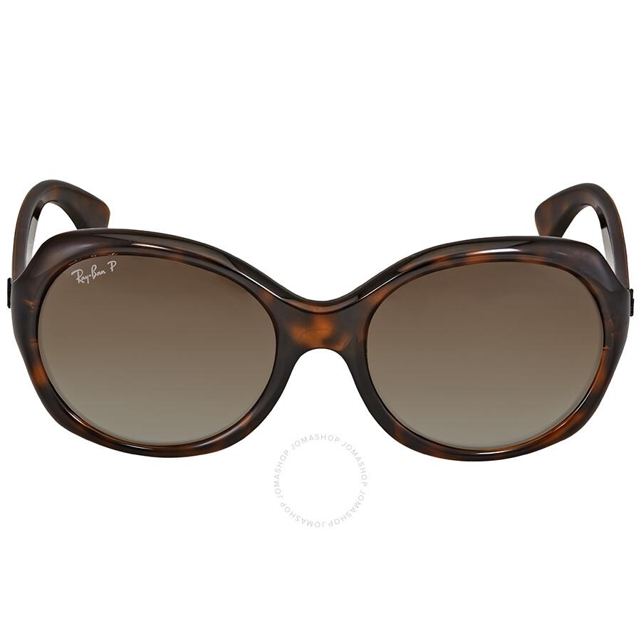 54e5aa6f9e1370 Ray Ban Polarized Brown Sunglasses - Round - Ray-Ban - Sunglasses ...