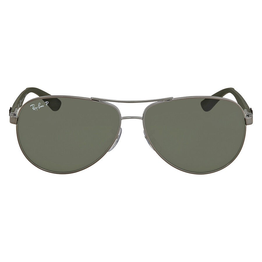 1344e48a985 ... Ray Ban Polarized Green Classic G-15 Aviator Men s Sunglasses RB8313  004 N5 58 ...