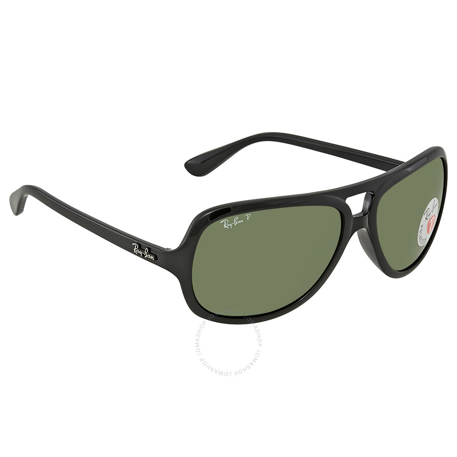 a573228adc6 Ray Ban Polarized Green Classic G-15 Aviator Sunglasses RB4162 601 2P 59 ...