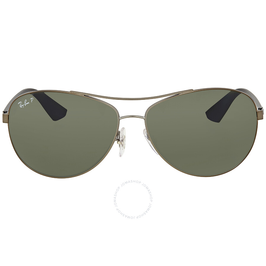 767c8901460 Ray Ban Polarized Green Classic G-15 Men s Sunglasses RB3526 029 9A Item  No. RB3526 029 9A 63