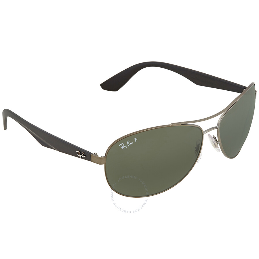 3d06f367939 ... Ray Ban Polarized Green Classic G-15 Men s Sunglasses RB3526 029 9A 63  ...