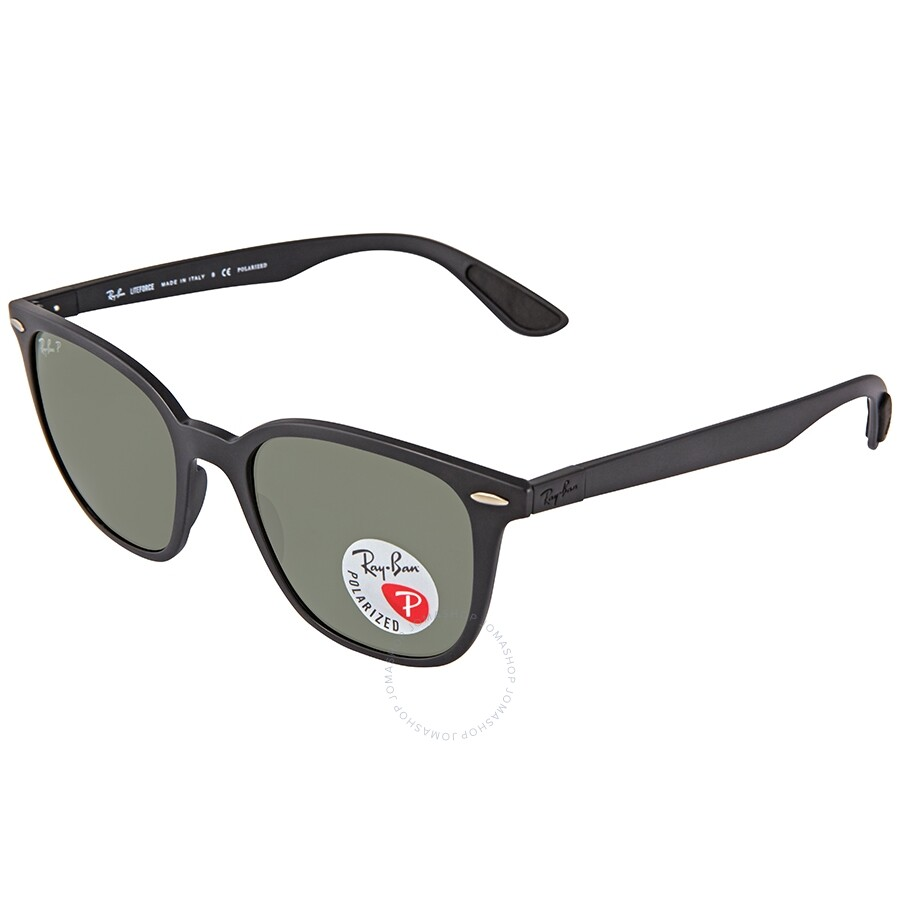 255d0b4c3fb5d Ray Ban Polarized Green Classic G-15 Square Sunglasses RB4297 601S9A 51 ...