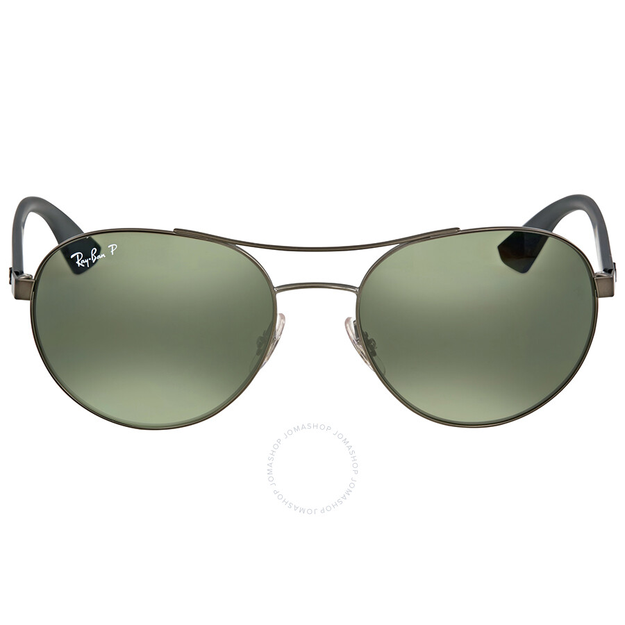 69affddb20 Ray-Ban Polarized Green Classic G-15 Sunglasses - Ray-Ban ...